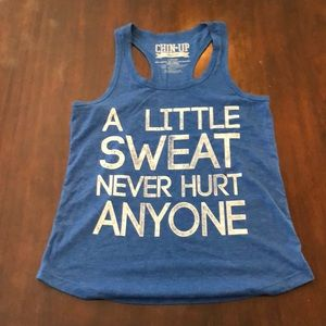 Cute work out tank